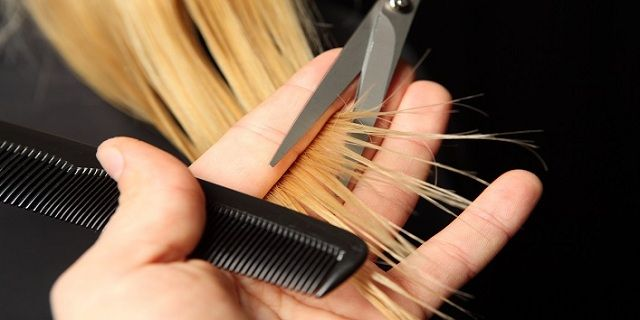 Frequent trims make your hair grow faster