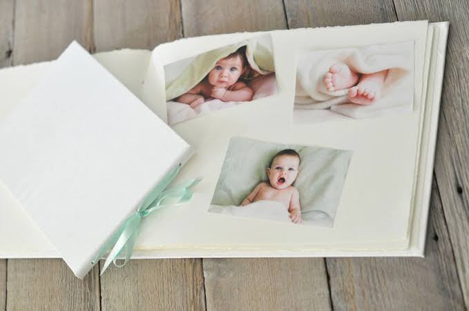 Printed Photos for the Baby