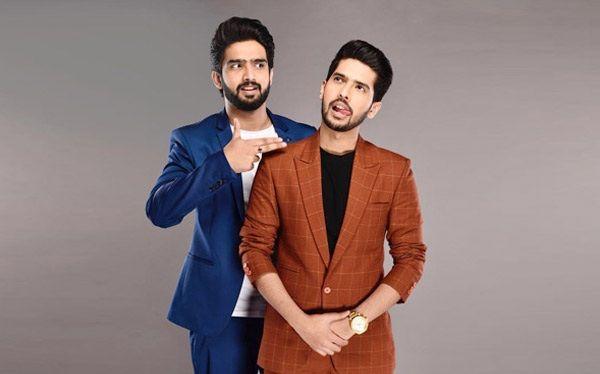 Armaan Malik and Amaal Malik