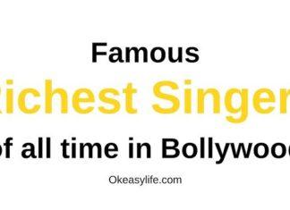 Richest Singers
