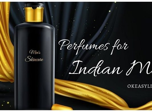 perfumes for men in India