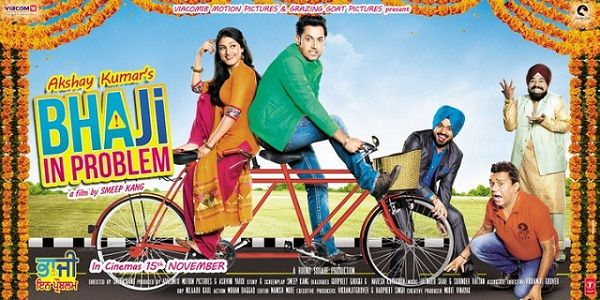 Bhaji in Problem comedy Punjabi movies