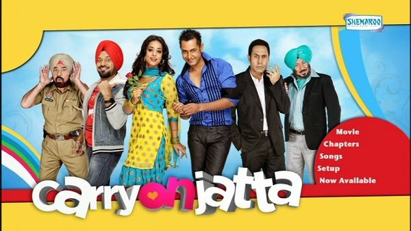 Carry on Jatta Punjabi movies