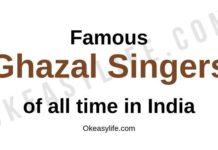 Ghazal Singers