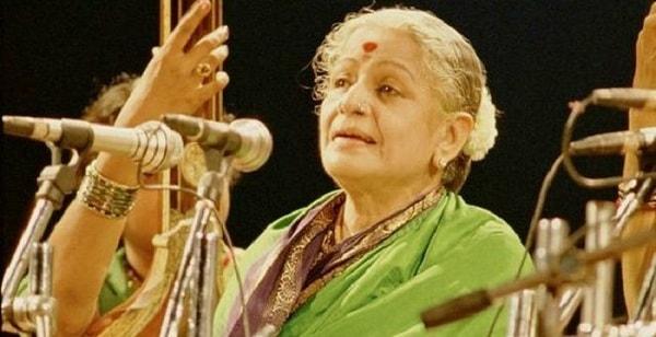 M.S Subbulakshmi Indian classical Singers