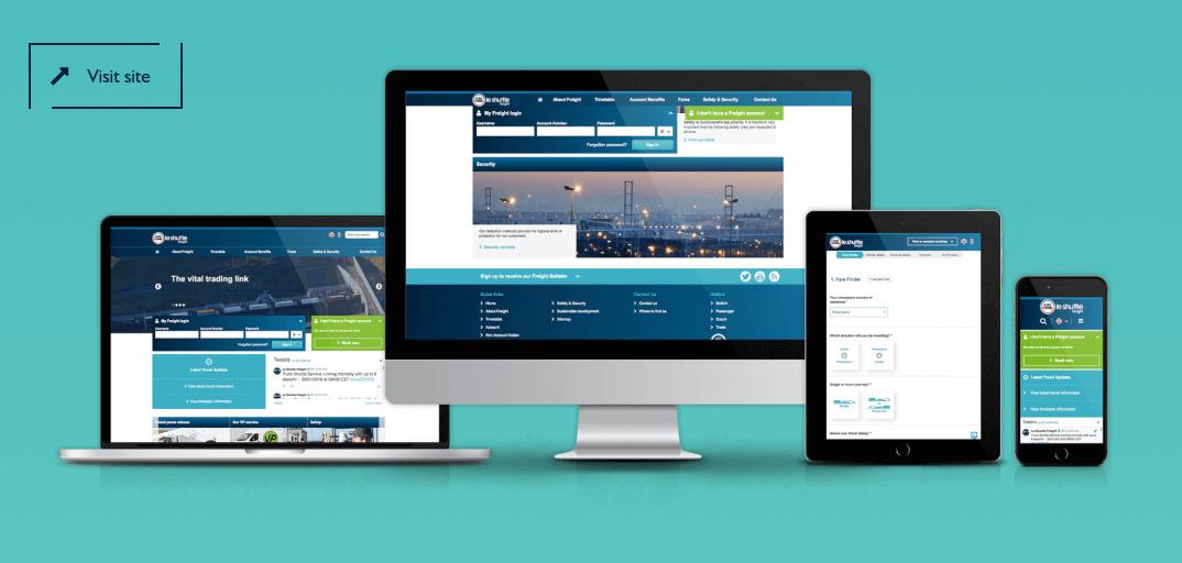 motorsport website design