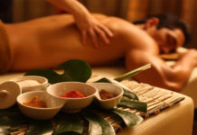 body massage in Singapore
