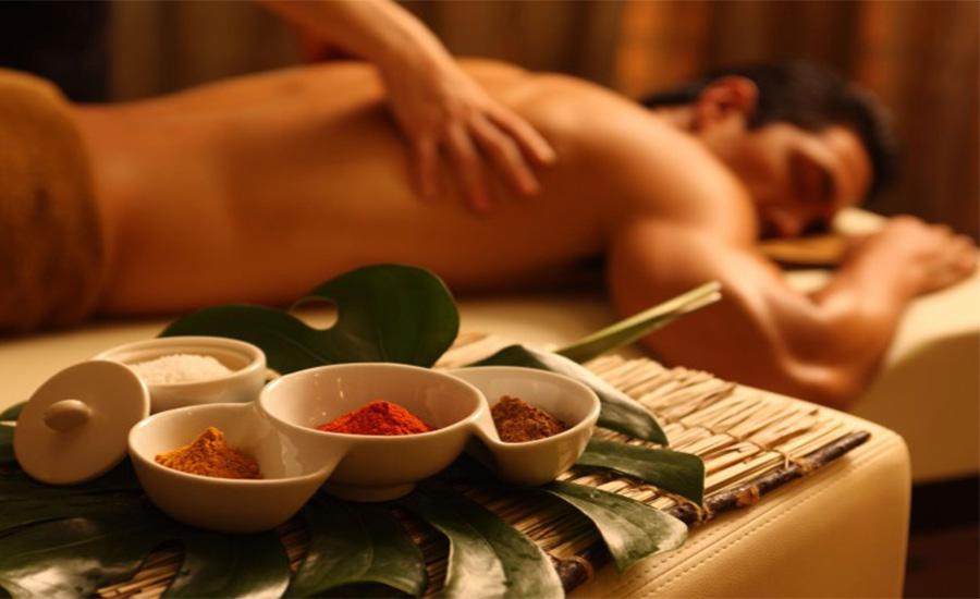 body massage in Singapore