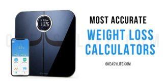 Weight Loss Calculators