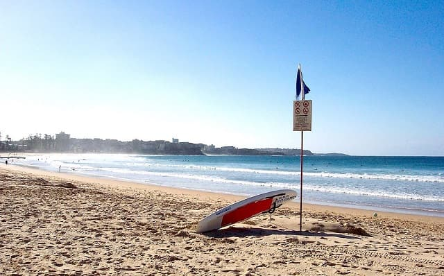 beaches in the north sydney