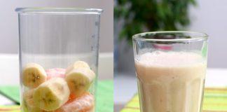 healthy banana smoothies