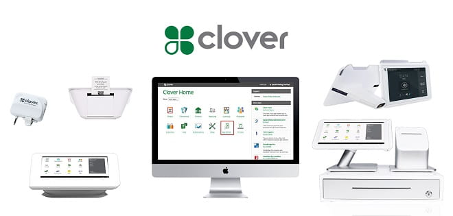 Clover POS Systems