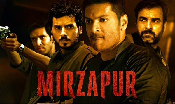 Mirzapur Indian web series