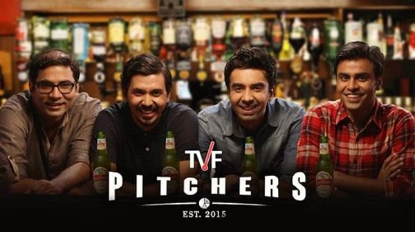 TVF Pitchers Indian web series