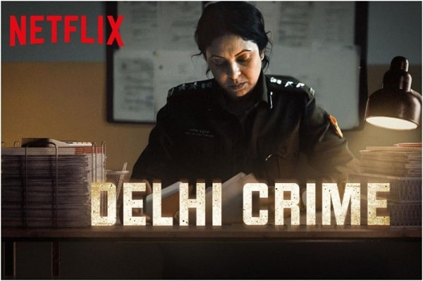 Delhi crimes Indian web series