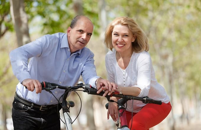 Bicycles for Seniors
