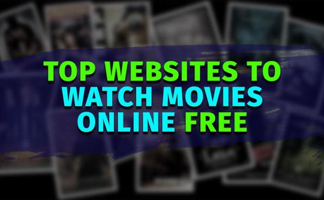 top websites to watch free movies online
