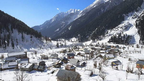 Aru Valley | Places to visit in Jammu and Kashmir