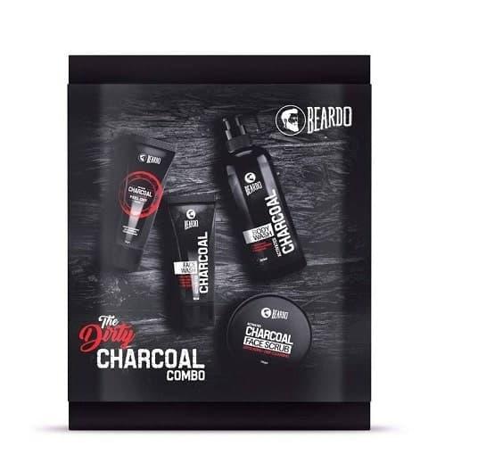 beardo charcoal