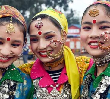 Traditional Dresses of Uttarakhand