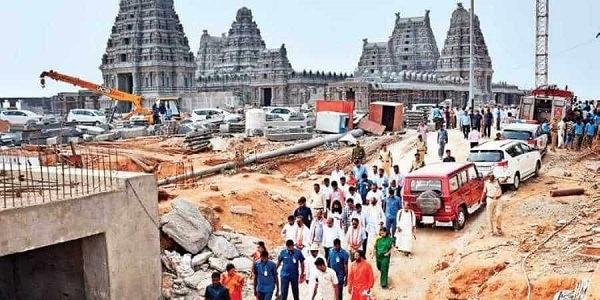 Yadadri | Tourist Places to visit near Hyderabad