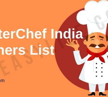 MasterChef India Winners