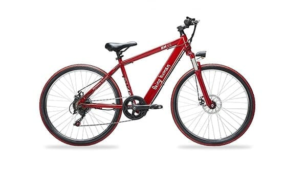 bh12 electric bicycle