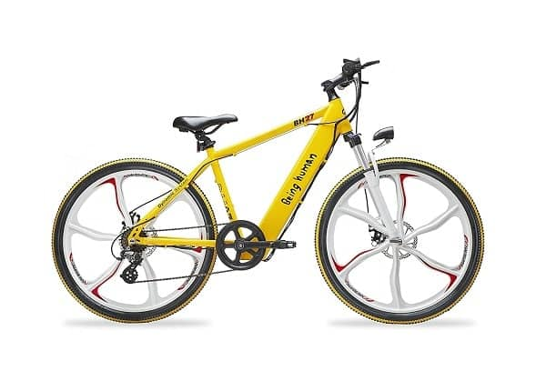 bh27 electric bicycle